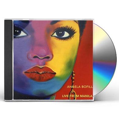 Angela Bofill LIVE FROM MANILA CD