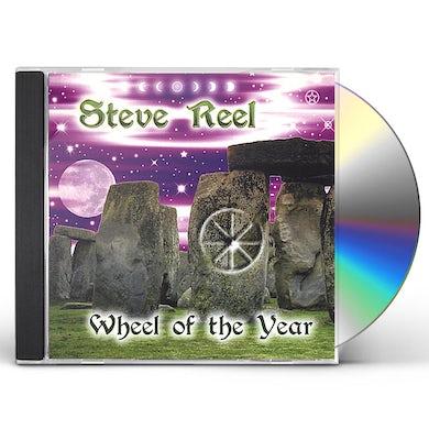 Steve Reel WHEEL OF THE YEAR CD