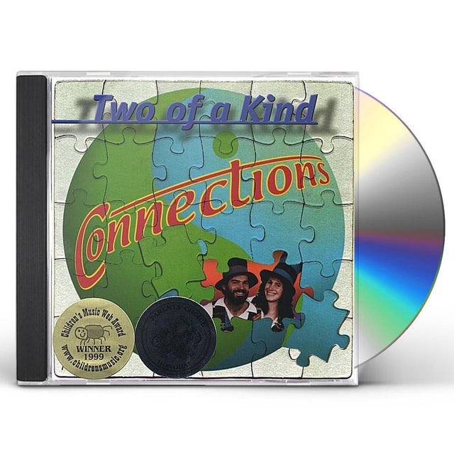 Two of a Kind CONNECTIONS CD