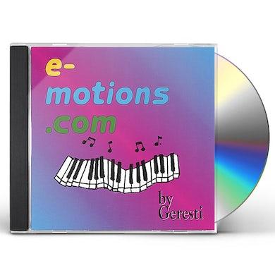 Geresti E-MOTIONS.COM CD