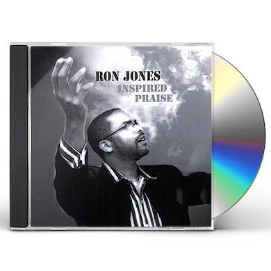 Ron Jones INSPIRED PRAISE CD