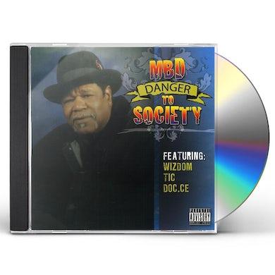 MBD DANGER TO SOSITY CD