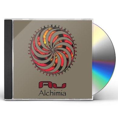 Au ALCHIMIA CD
