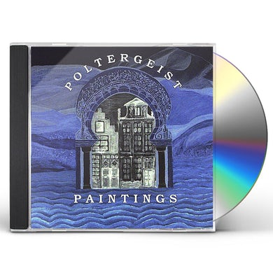 Poltergeist PAINTINGS CD