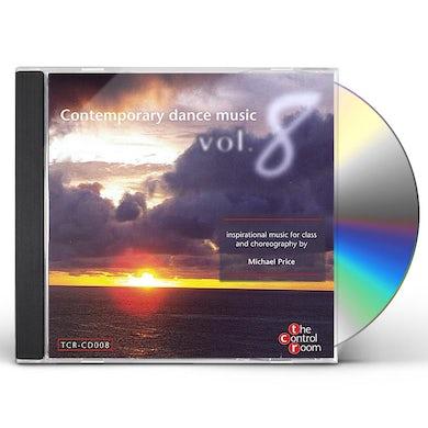 Michael Price CONTEMPORARY DANCE MUSIC 8 CD