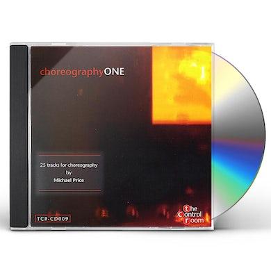Michael Price CHOREOGRAPHYONE CD
