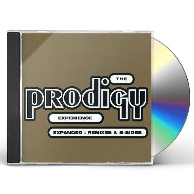 The Prodigy EXPERIENCE / EXPANDED CD