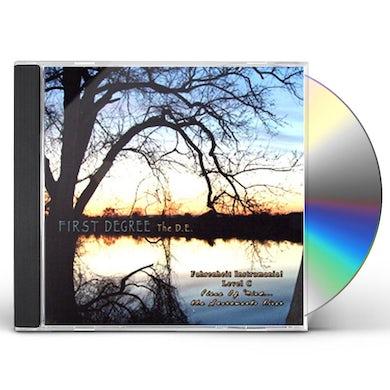 First Degree The DE FAHRENHEIT INSTRUMANIA: LEVEL C CD