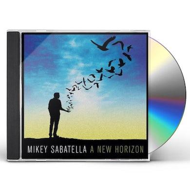 Mikey Sabatella NEW HORIZON CD