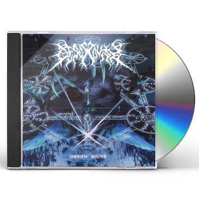 Desecravity ORPHIC SIGNS CD