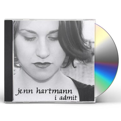 Jenn Hartmann I ADMIT CD