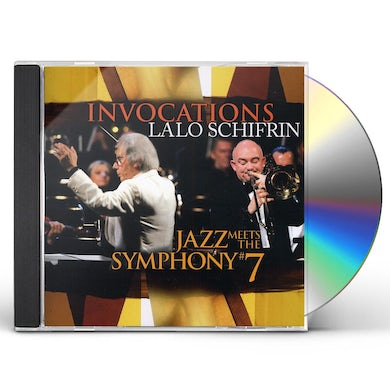 Lalo Schifrin INVOCATIONS: JAZZ MEETS THE SYMPHONY 7 CD