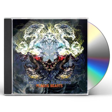 Cloak Of Altering PLAGUE BEASTS CD
