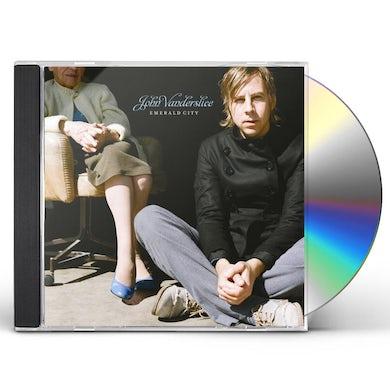 John Vanderslice EMERALD CITY CD