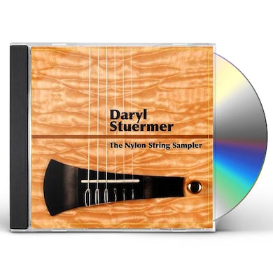 Daryl Stuermer NYLON STRING SAMPLER CD