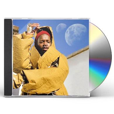 serpentwithfeet SOIL CD