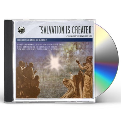 Bifrost Arts SALVATION IS CREATED: A CHRISTMAS RECORD FROM CD