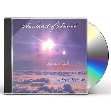 David Berriman SUNBURST OF SOUND CD