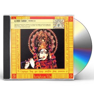 DJ Cheb I Sabbah KRISHNA LILA CD