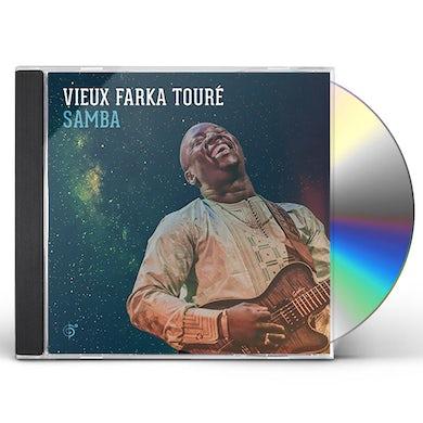 Vieux Farka Toure SAMBA CD