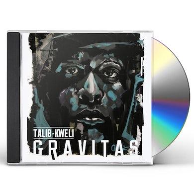 Talib Kweli GRAVITAS CD
