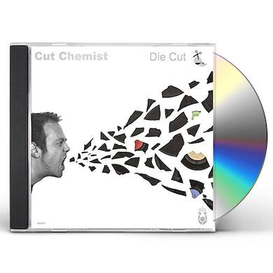 Cut Chemist DIE CUT CD
