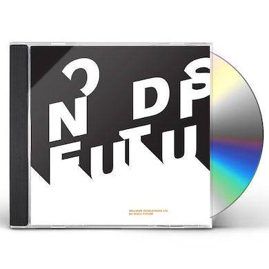 Melchior Productions NO DISCO FUTURE CD