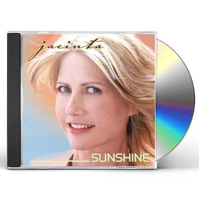 Jacinta SUNSHINE CD