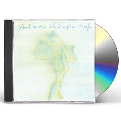 John Klemmer SOLO SAXOPHONE 2: LIFE CD