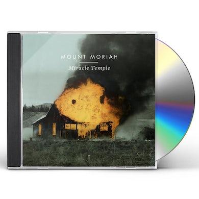 Mount Moriah MIRACLE TEMPLE CD