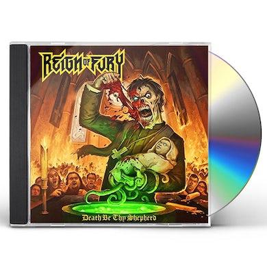 Reign Of Fury DEATH BE THY SHEPHERD CD
