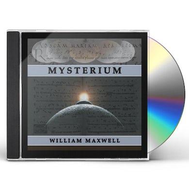 William Maxwell MYSTERIUM CD