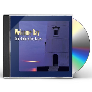 Cindy Kallet WELCOME DAY CD