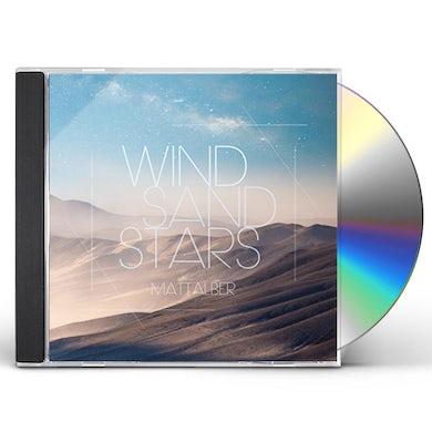 Matt Alber WIND SAND STARS CD