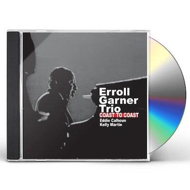Errol Garner COAST TO COAST CD