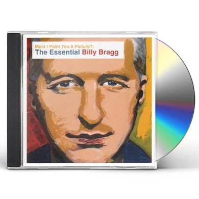 Billy Bragg MUST I PAINT YOU A PICTURE CD