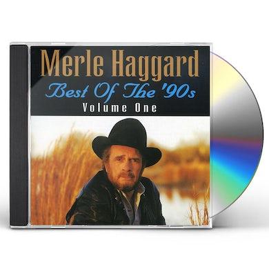 Merle Haggard BEST OF THE 90'S 1 CD