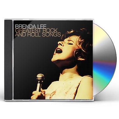Brenda Lee GREATEST ROCK & ROLL SONGS CD