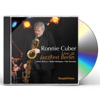 Ronnie Cuber LIVE AT JAZZFEST BERLIN CD