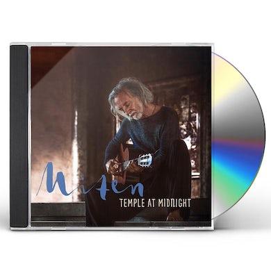 Miten TEMPLE AT MIDNIGHT CD