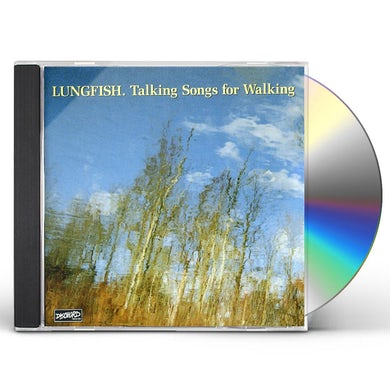 Lungfish TALKING SONGS FOR WALKING / NECKLACE CD