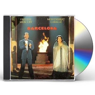 Freddie Mercury BARCELONA CD