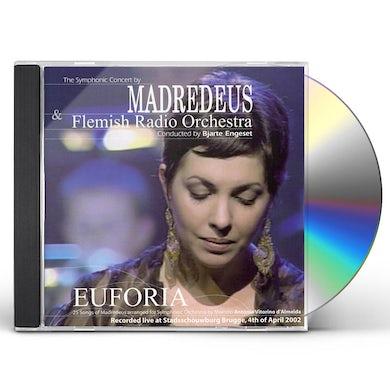 Madredeus EUFORIA CD