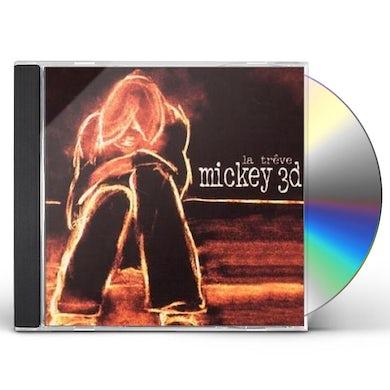 Mickey 3D TREVE CD
