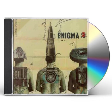 ENIGMA 3: LE ROI EST MORT VIVE LE ROI CD
