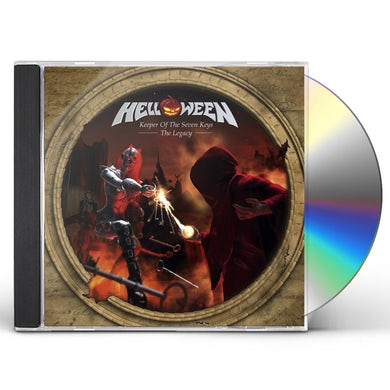 Helloween Keeper of The Seven Keys: The Legacy CD