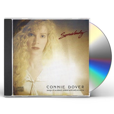 Connie Dover SOMEBODY CD