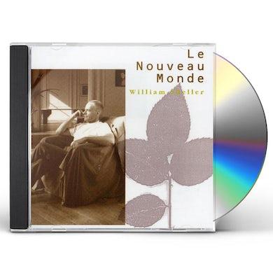 William Sheller LE NOUVEAU MONDE CD