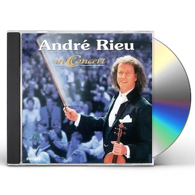 Andre Rieu IN CONCERT CD