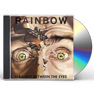 Rainbow STRAIGHT BETWEEN THE EYES CD